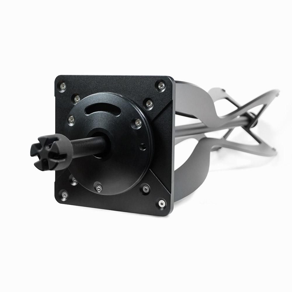 invisible hookah purge valve
